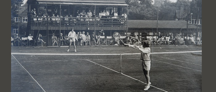 West End Lawn Tennis Club